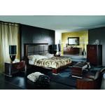 Кровать Queen Size Bed in Leather
