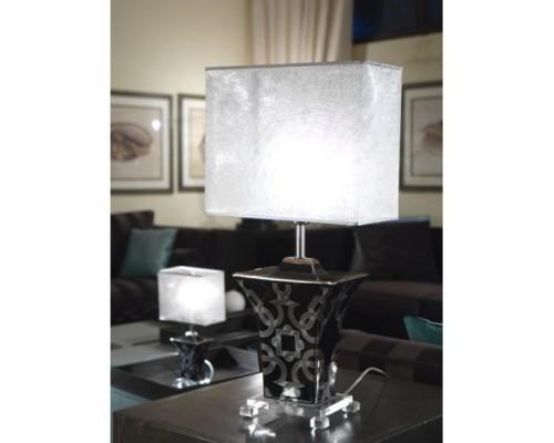 Лампа Nero platino