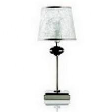 Настольная лампа Nero di platino