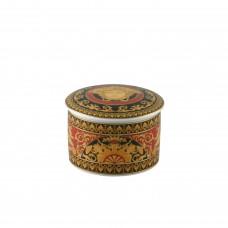 Versace Medusa. Шкатулка 8х7h см., фарфор в подарочной коробке.