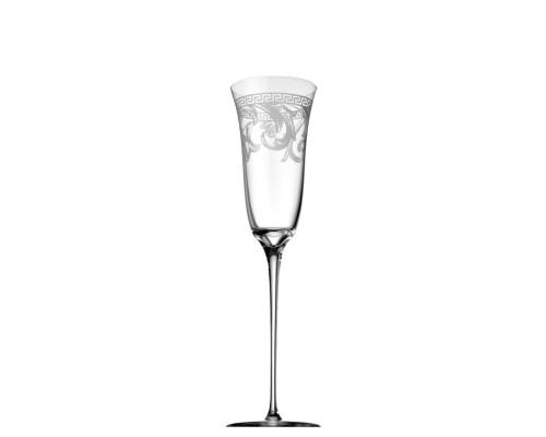 VERSACE Фужер для шампанского Арабески 200мл