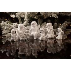 Фарфоровые ангелы