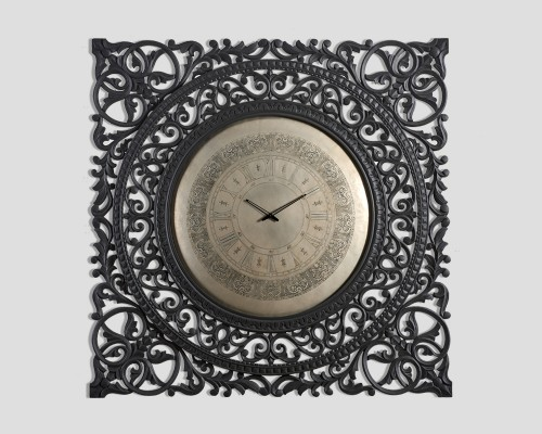 Часы Dialma Brown 150*150