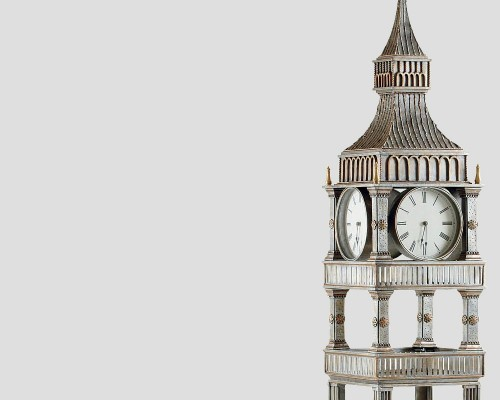 Часы Dialma Brown BigBen