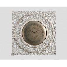 Часы Dialma Brown Белые
