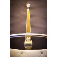 Часы Versace с глобусом