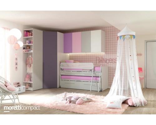 Детская комната Moretticompact 403