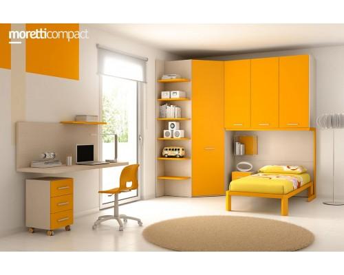 Детская комната Moretticompact 104