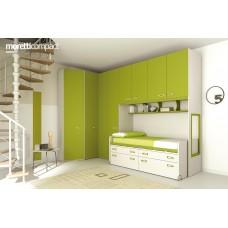Детская комната Moretticompact 106