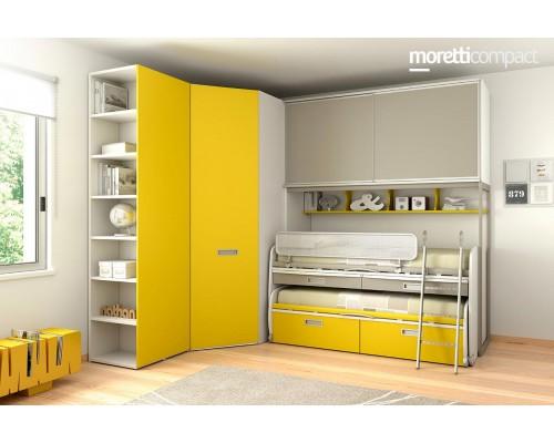 Детская комната Moretticompact 109