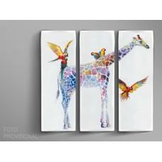 "Триптих ""Жирафы"""