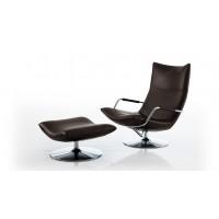 Кресло и пуф JERARD ПОДАРОК при покупке