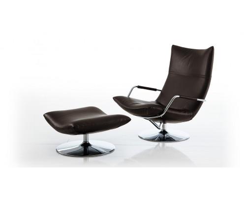 Кресло и пуф JERARD