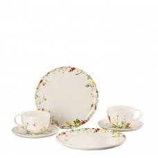 Чайные пары Brillance Fleurs Sauvages Rosenthal