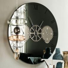 Зеркало/часы Times от Cattelan Italia